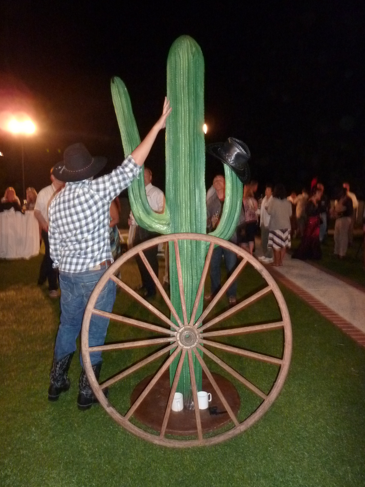 Ebs Executive Business Services Enjoys Wild West Event