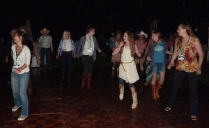 EBS Party Line Dancing