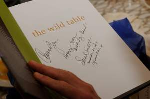 Chef Sarah Scott's Book
