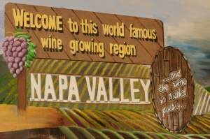 Welcome to Napa Valley!